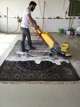 Teppichpflege in Berlin
